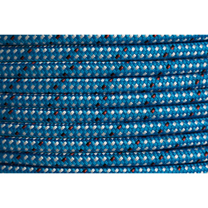 Dyneema Core w Polyester Cover 8mm X 1 metre - 2,000Kg BL