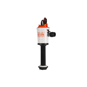 "Seaflo Livewell Pump 12V STRAIGHT - 800 US GPH 61 L/min -3.5 Amp - 19mm (3/4"") Outlet,  4m Head"