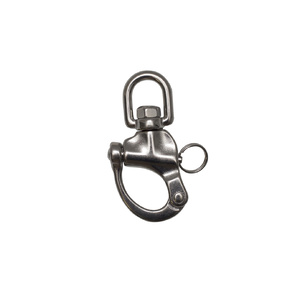 AISI 316 Snap Shackles w Swivel