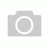 Polyester Double Braided Rope 10mm x 100m, White/Black Fleck