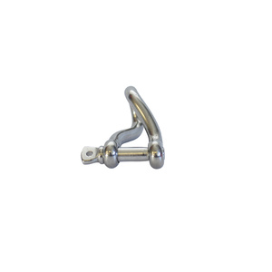 Pack of 5 AISI 316 Twist Shackles