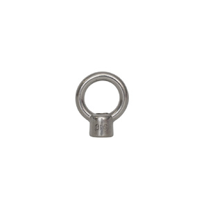 AISI 316 JIS Eye Nut w Screw Thread