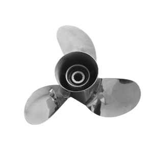 "Yamaha Stainless Propeller 150-250 HP, Dia 13 ¾"", Pitch 19"""