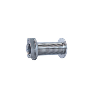 AISI 316 Thru-hulls with BSP Thread 1 inch (25mm)