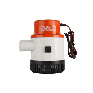 Seaflo 12 Volt Bilge Pump Series 3,000 (150 L/min) 16 Amp - 38mm Outlet