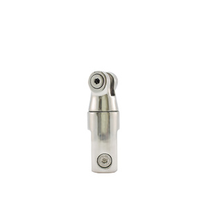 AISI 316 Anchor Connector Single Swivel, suits 8-10mm chain